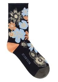 STINE GOYA Caty Socks - Botanical