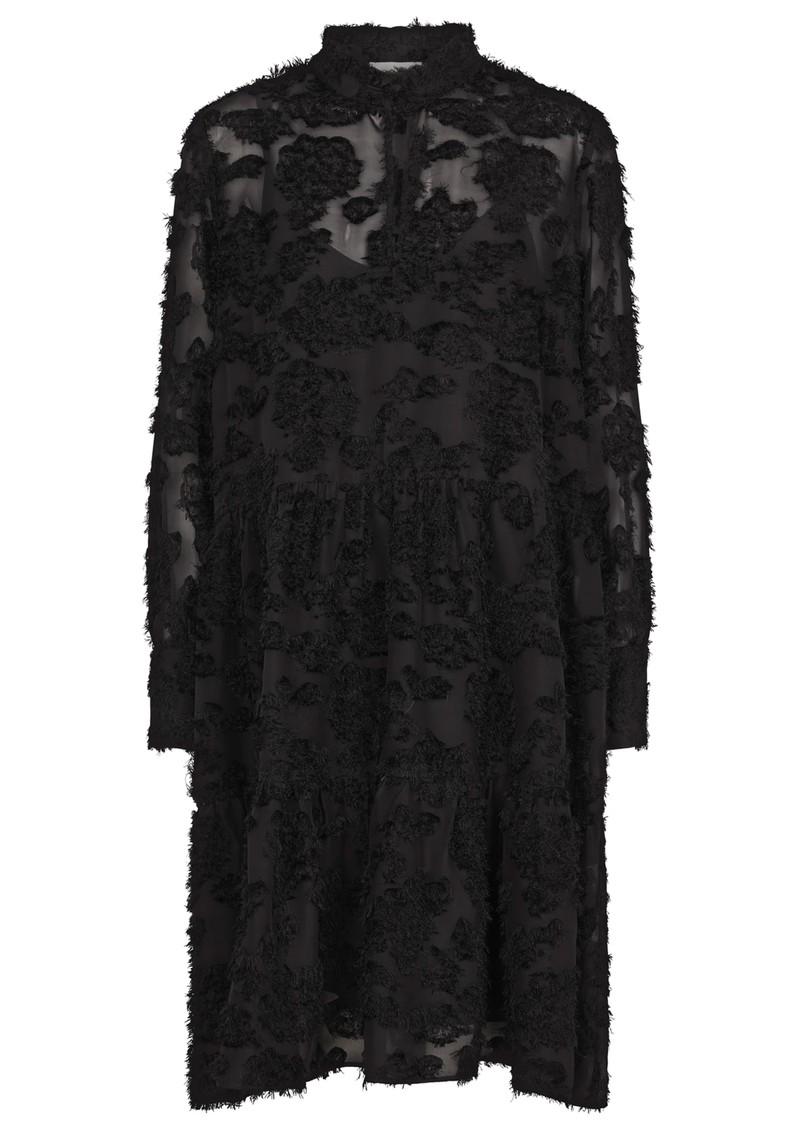 SECOND FEMALE Audrey Dress - Black  main image