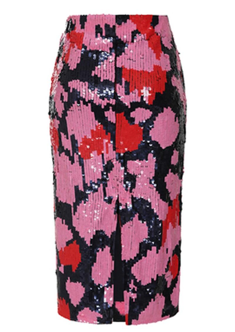 Mercy Delta Westwood Skirt - Disco Sequin main image