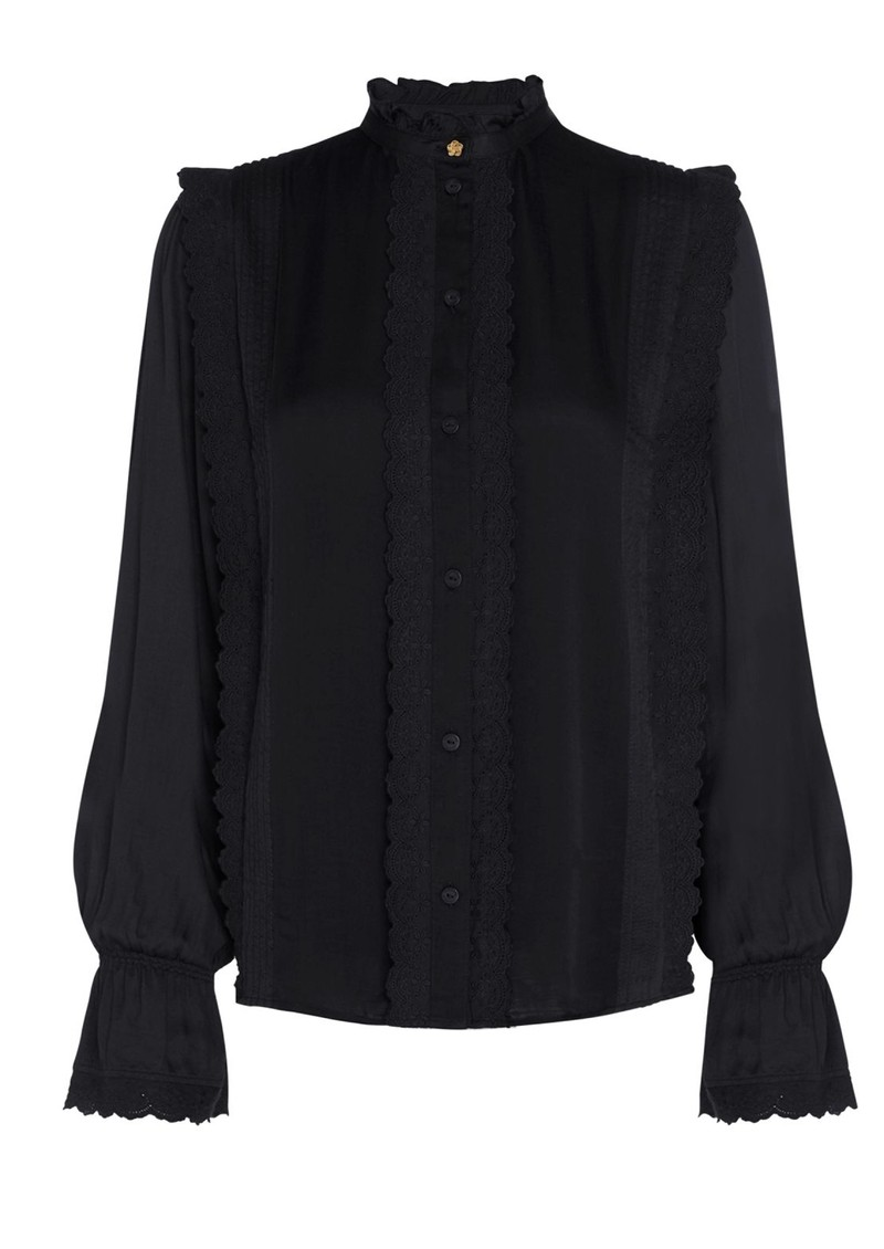 Austin Blouse - Black main image