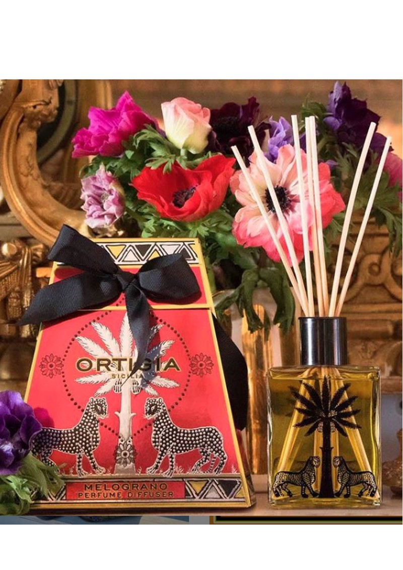 Ortigia Scented Room Diffuser 100ml -  Melograno  main image