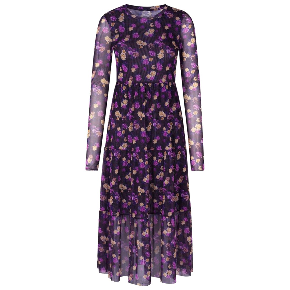 Jocelina Dress - Paris Purple