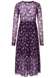 BAUM UND PFERDGARTEN Jocelina Dress - Paris Purple