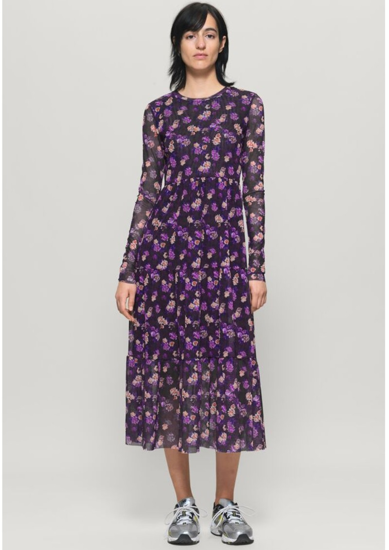 BAUM UND PFERDGARTEN Jocelina Dress - Paris Purple main image