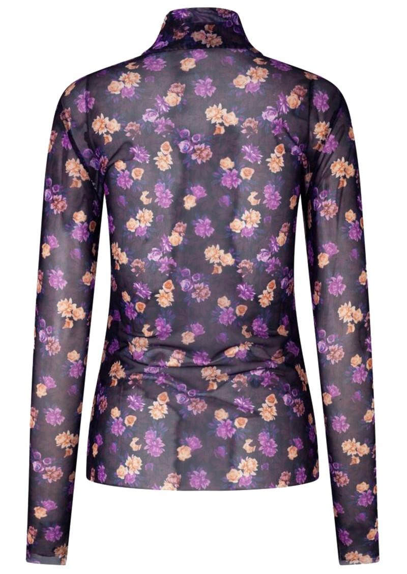 BAUM UND PFERDGARTEN Jodi Top - Paris Purple main image