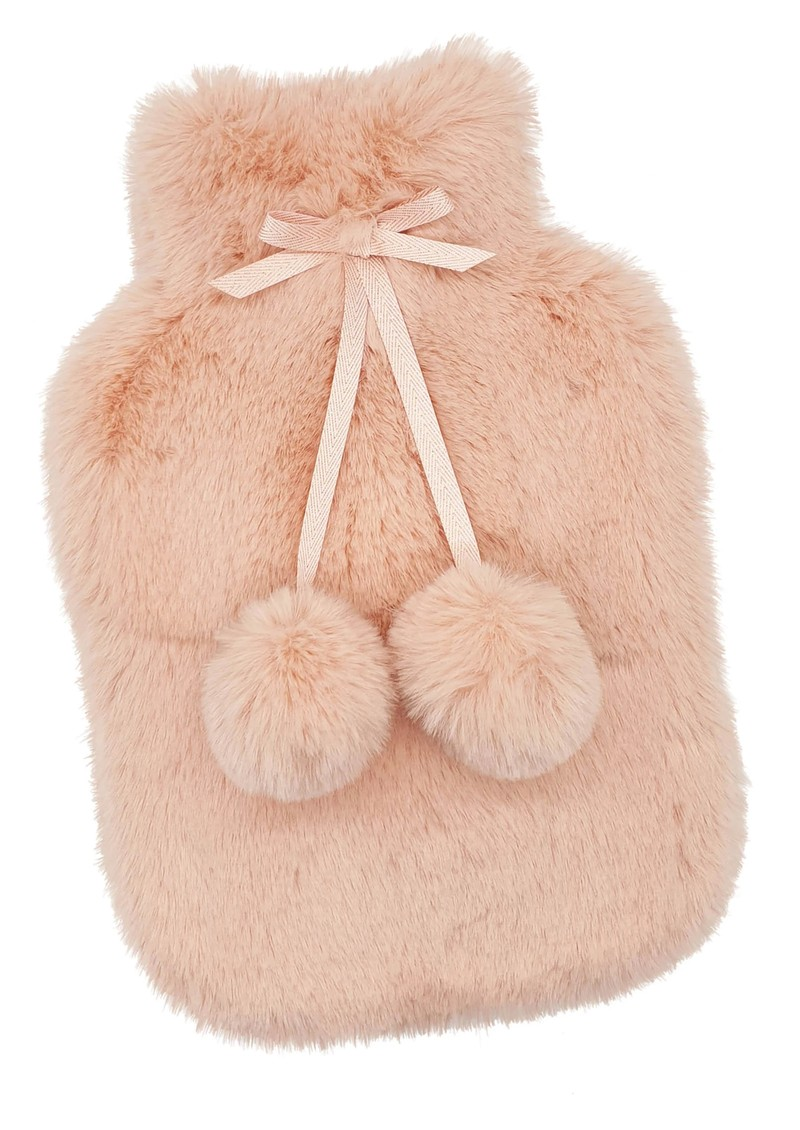 NOOKI Luxe Hot Water Bottle & Cover - Nude main image