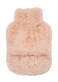NOOKI Luxe Hot Water Bottle & Cover - Nude