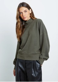 Rails Blaire Sweater - Olive