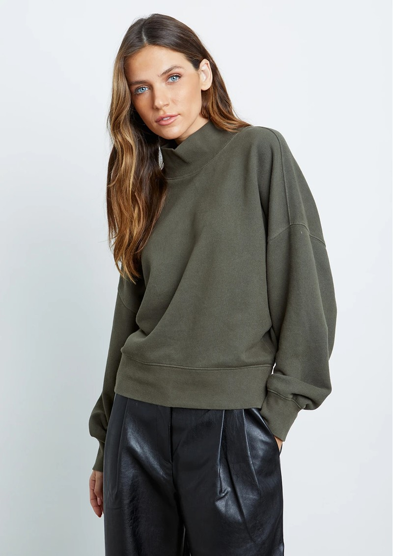 Rails Blaire Sweater - Olive main image