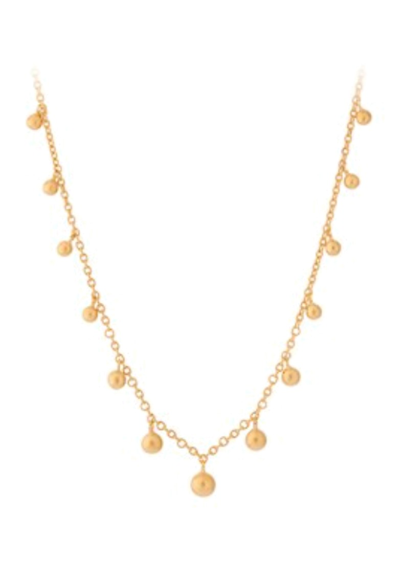 PERNILLE CORYDON Comet Necklace - Gold main image