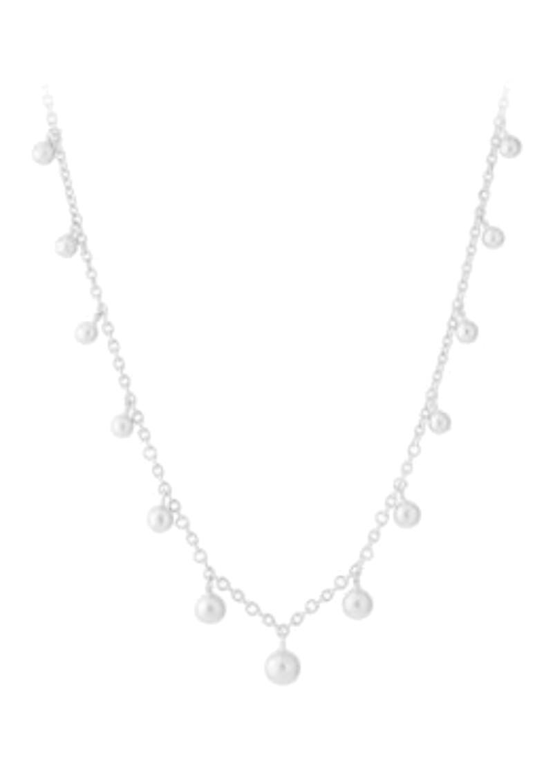 PERNILLE CORYDON Comet Necklace - Silver main image