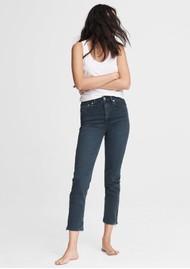 RAG & BONE Nina High Rise Cigarette Jeans - Minna