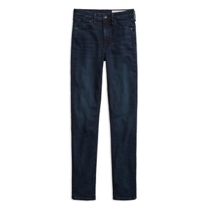 Nina High Rise Skinny Jeans - Bayview