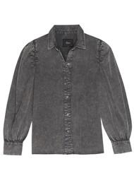 Rails Angelica Shirt - Black Acid