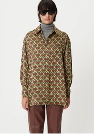Day Birger et Mikkelsen Day Habitat Shirt - Wasabi