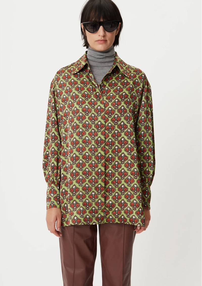 Day Birger et Mikkelsen  Day Habitat Shirt - Wasabi main image