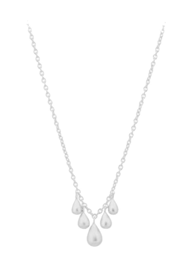 PERNILLE CORYDON Waterdrop Necklace - Silver main image