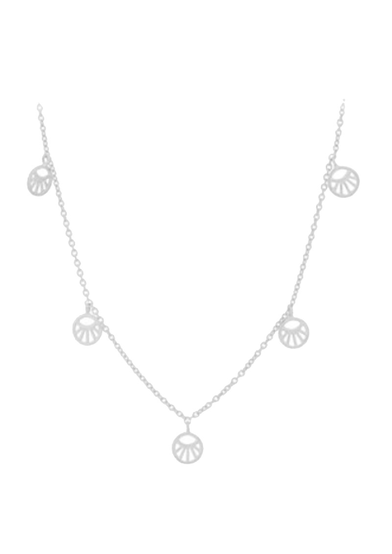 PERNILLE CORYDON Mini Daylight Necklace - Silver main image