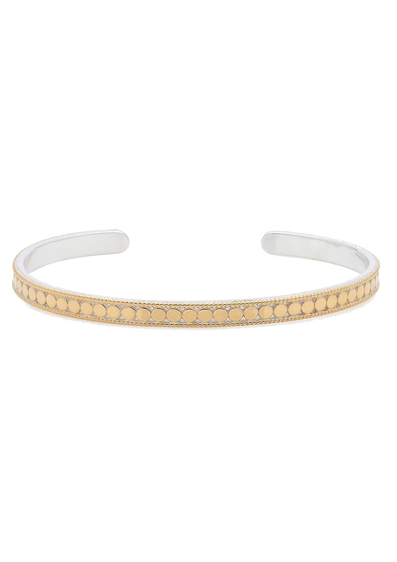 ANNA BECK Dotted Stacking Cuff - Gold main image