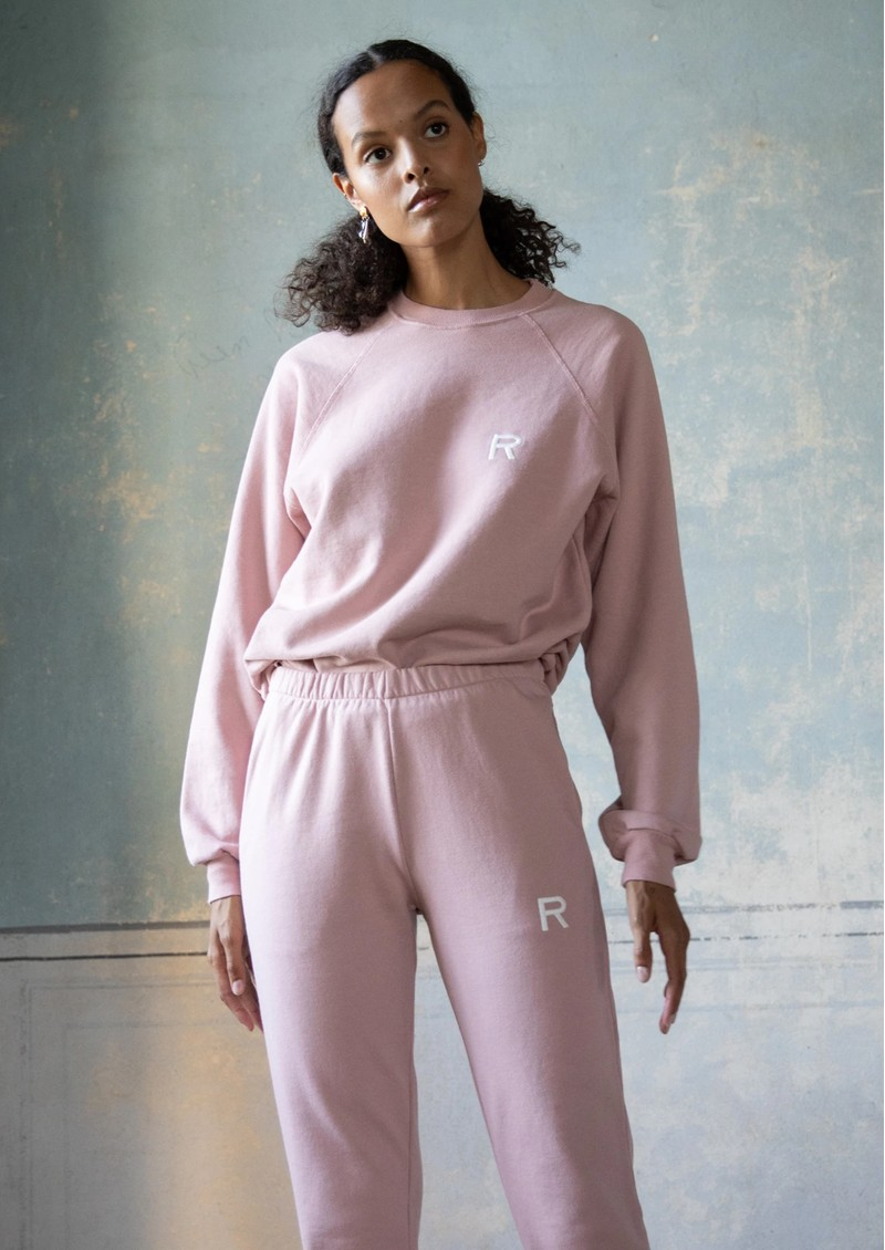 RAGDOLL Oversized Sweatshirt - Rose main image