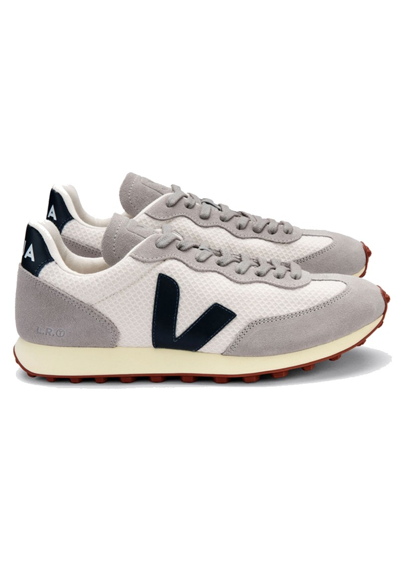 Riobranco Hexamesh Trainers - Gravel, Nautico & Grey main image