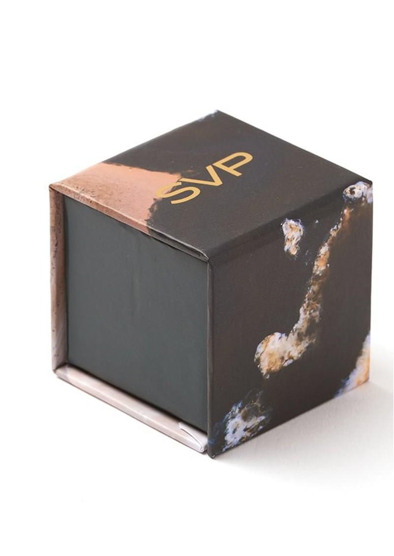 SVP Atomic Micro Adjustable Ring - Silver & Labradorite main image