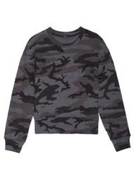 Rails Ramona Sweater - Iron Camo