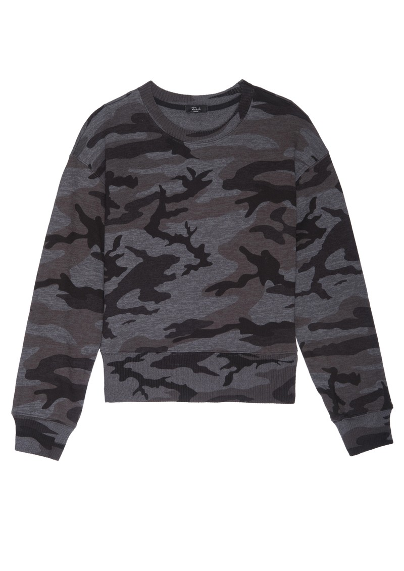 Rails Ramona Sweater - Iron Camo main image