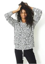 STRIPE & STARE Essential Sweatshirt - Safari