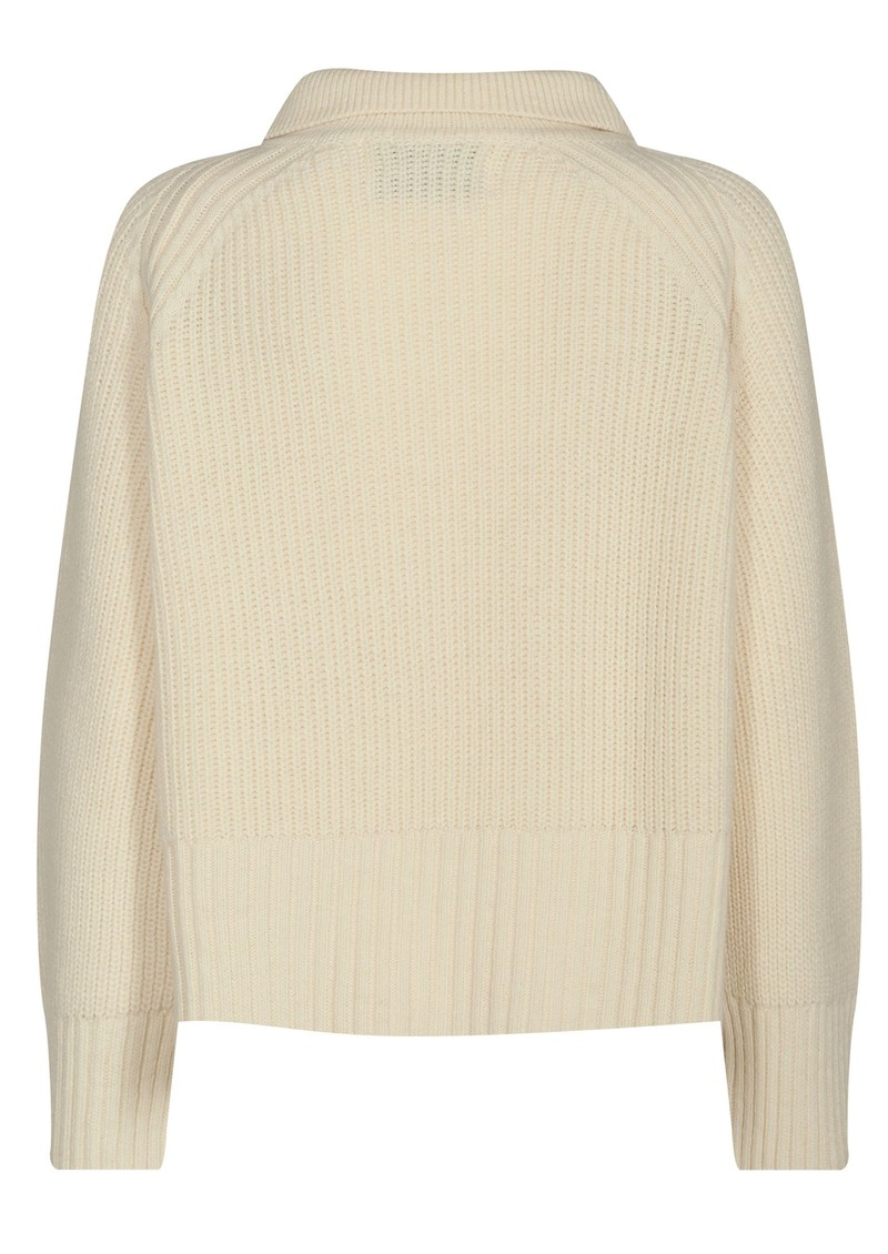 Kalima 3 Wool Mix Jumper - Cream main image