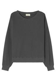 American Vintage Bowilove Sweater - Vintage Zinc