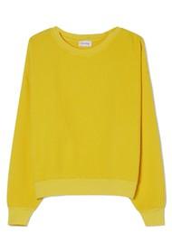 American Vintage Bowilove Sweater - Vintage Sunflower