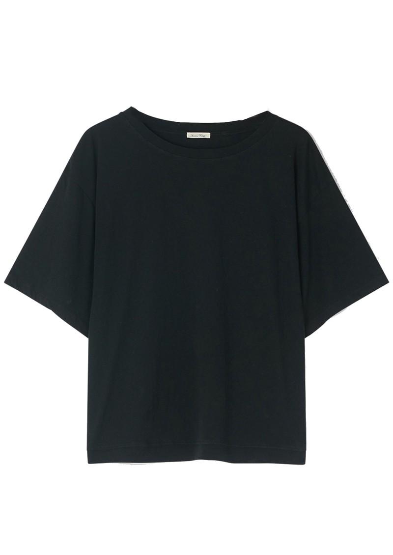 American Vintage Fakobay T-Shirt - Vintage Black main image