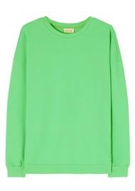 American Vintage Feryway Cotton Sweatshirt - Vintage Chrysalis