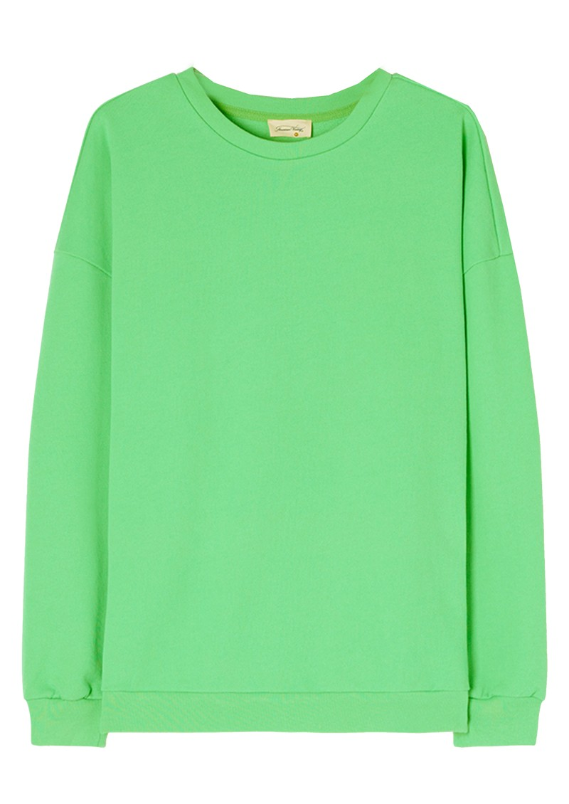 American Vintage Feryway Cotton Sweatshirt - Vintage Chrysalis main image