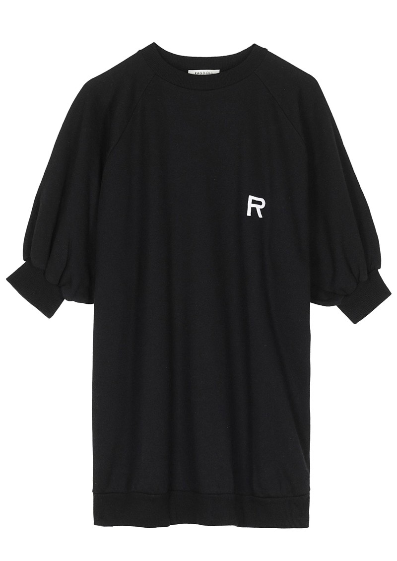 RAGDOLL Super Oversized Sweatshirt - Black main image