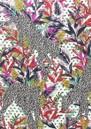 Leosio Sia Silk Scarf - Multi additional image