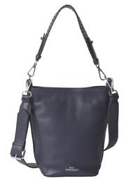 Becksondergaard Grainy Dahlia Leather Bag - Night Sky