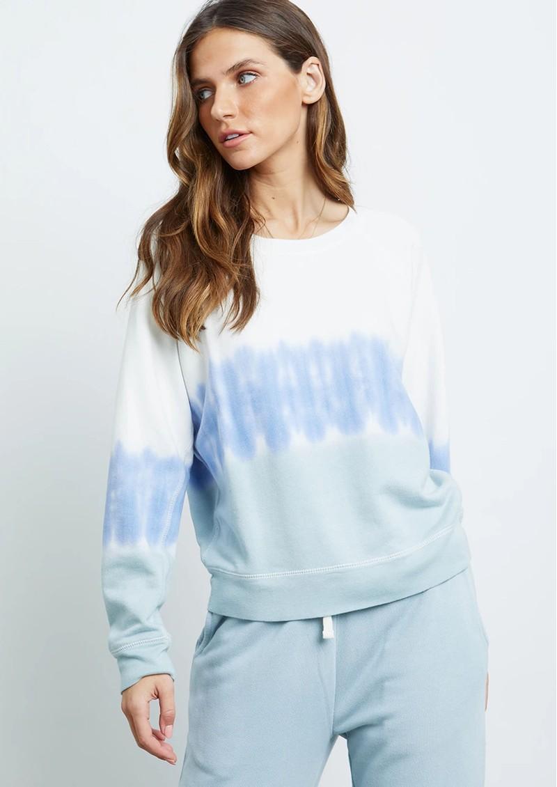 Rails Theo Sweater - Ocean Tie-Dye main image