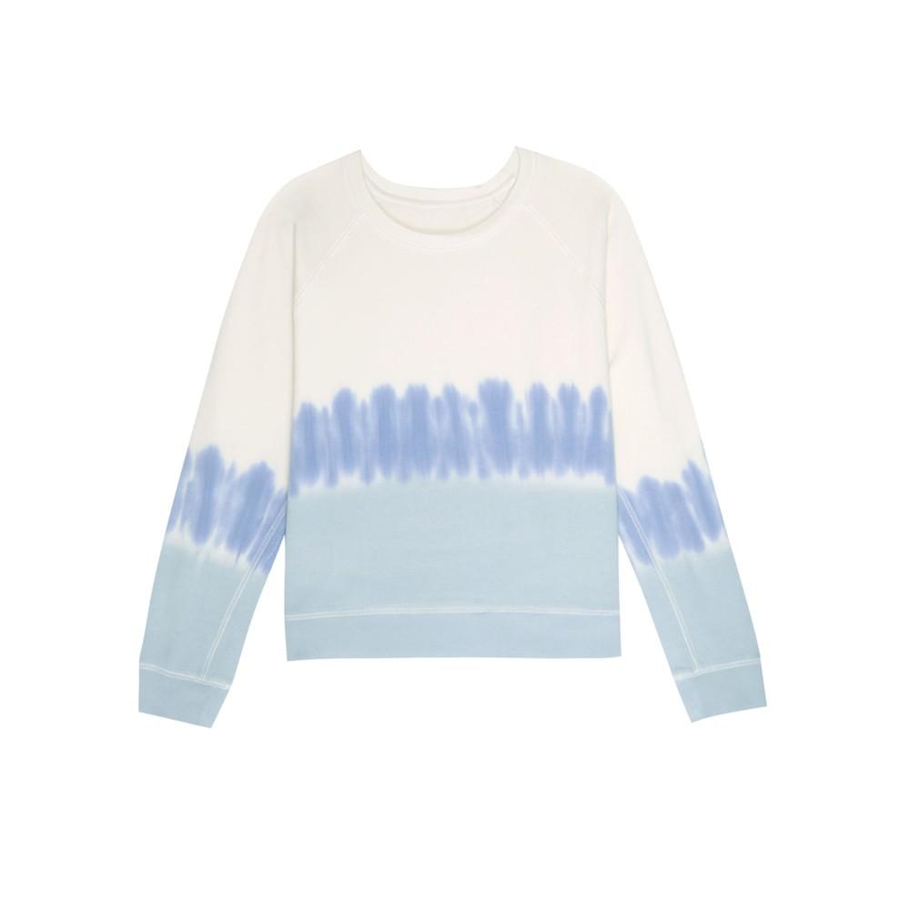 Theo Sweater - Ocean Tie-Dye