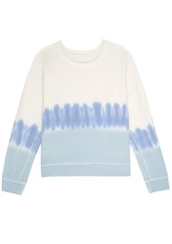 Rails Theo Sweater - Ocean Tie-Dye