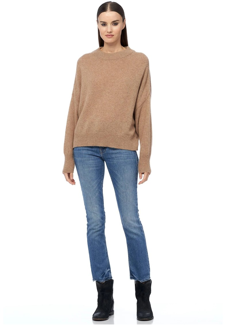360 SWEATER Clementine Cashmere Sweater - Camel main image