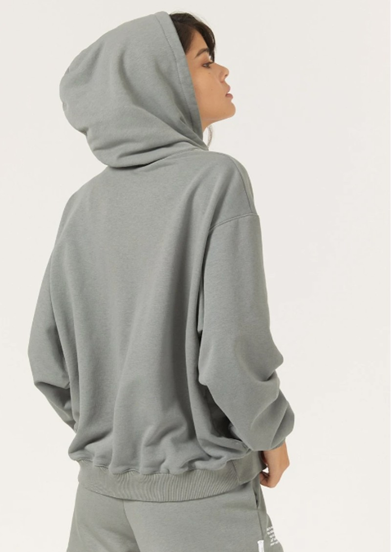 DONT TELL MAMA DTM Cotton Hoodie - Sage main image