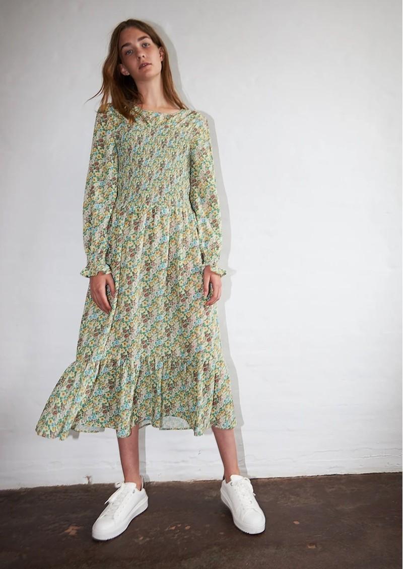 STELLA NOVA Thelma Dress - Happy Flower main image