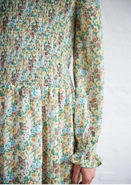 STELLA NOVA Thelma Dress - Happy Flower