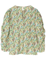 STELLA NOVA Susanne Blouse - Happy Flower