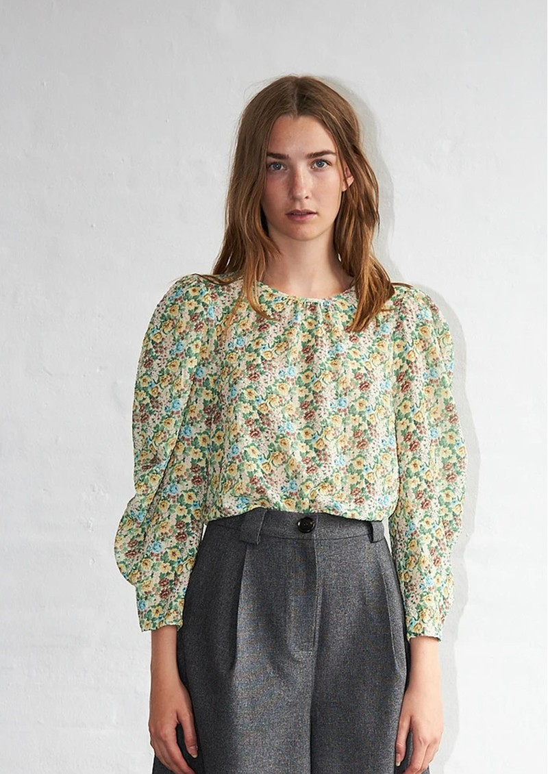 STELLA NOVA Susanne Blouse - Happy Flower main image