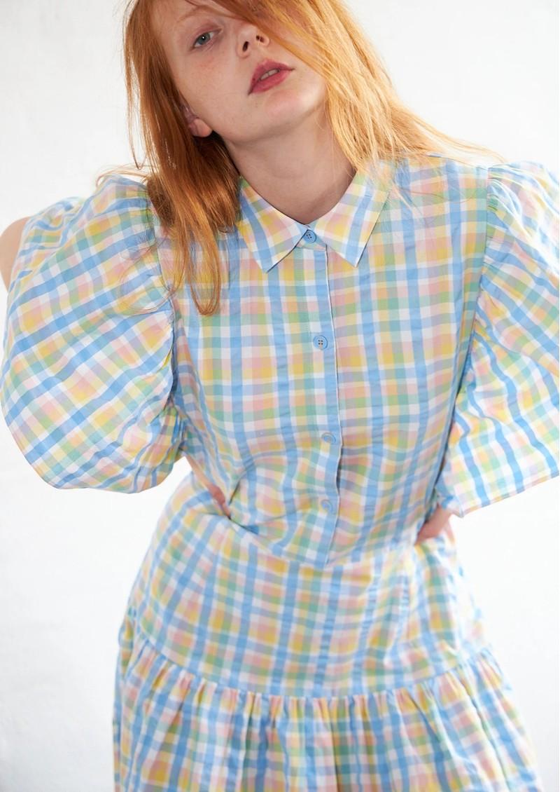 STELLA NOVA Paya Cotton Dress - Pastel Mix main image