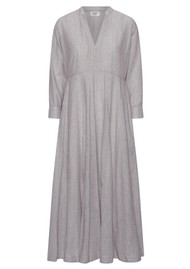 Day Birger et Mikkelsen Day Past Cotton Dress - Bark