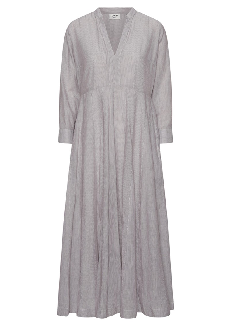 Day Birger et Mikkelsen  Day Past Cotton Dress - Bark main image